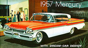 1957 Mercury Turnpike Cruiser 4-door
