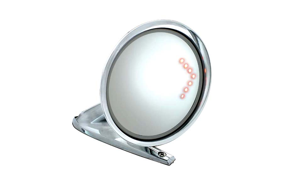 1964 -66 Mustanf LED Mirrors