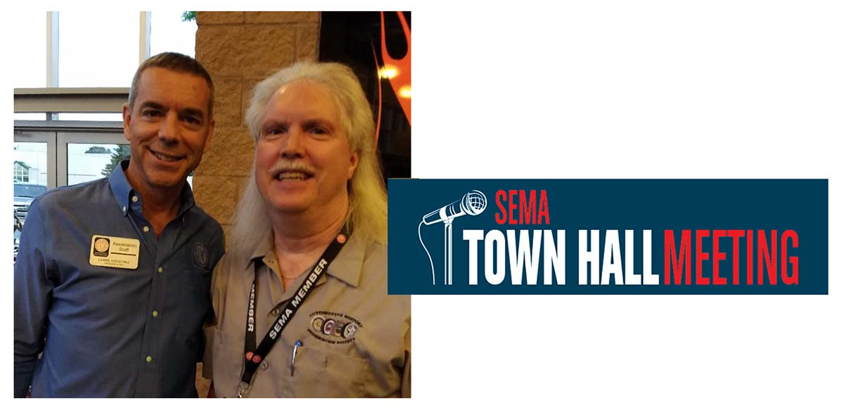 Society at SEMA Town Hall