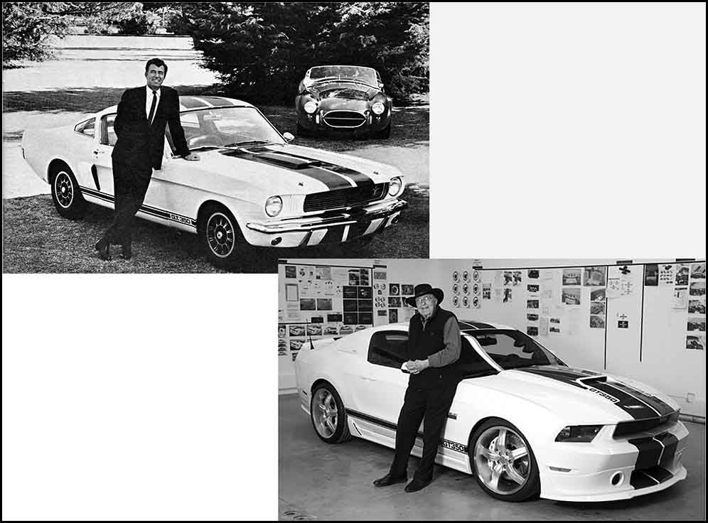 Shelby Then and Now