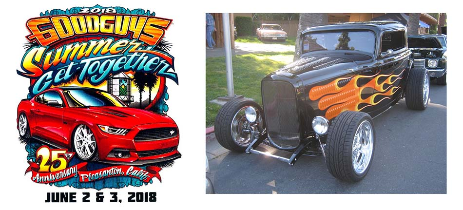 Goodguys 25th Summer Get Together