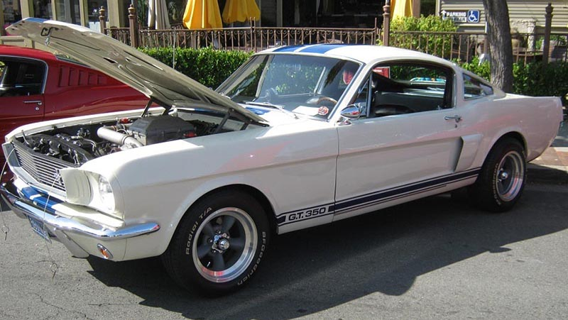 1966 Shelby GT350-S
