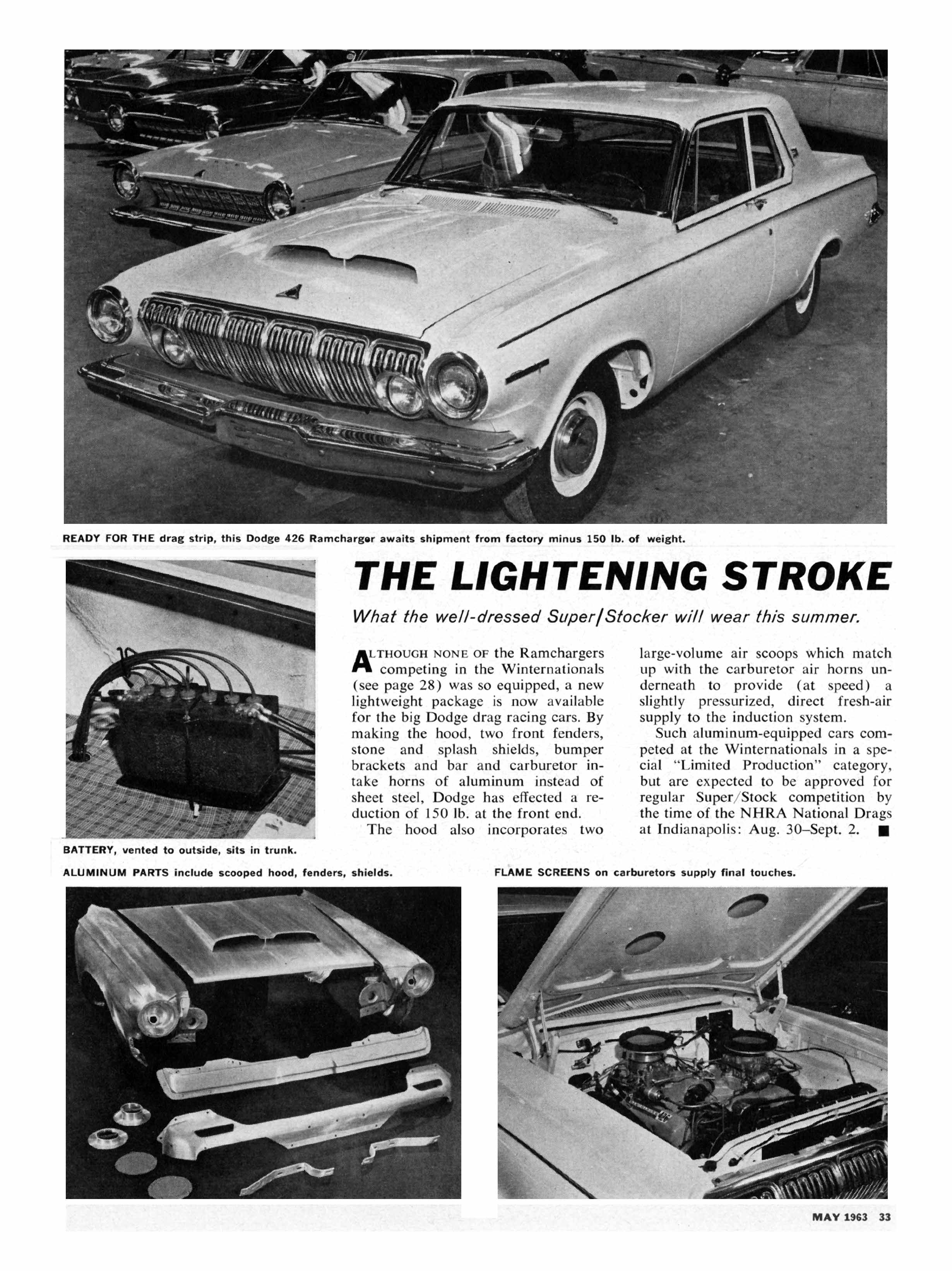 Auto History Preservation Society - News Article