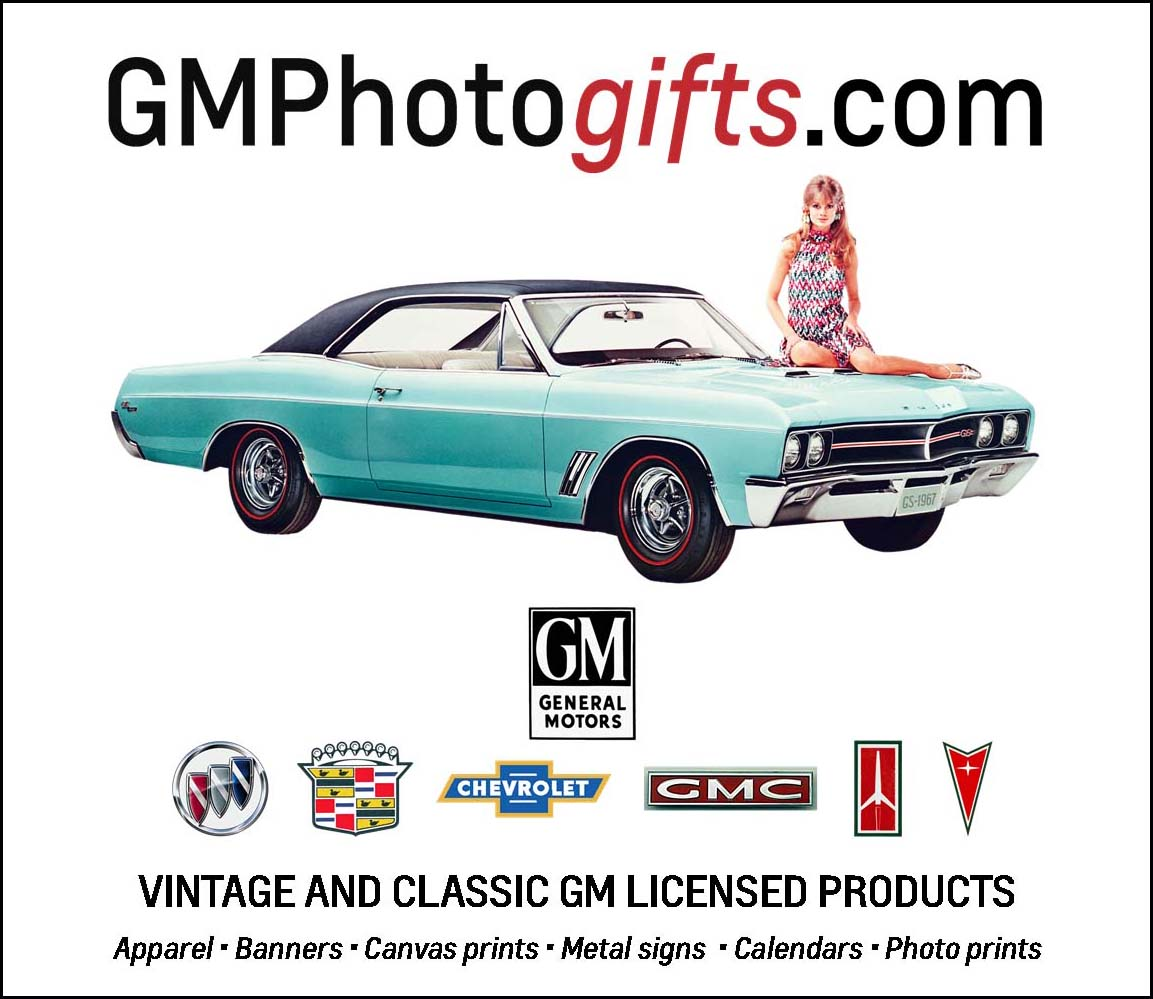 The GM Photo Gift Store