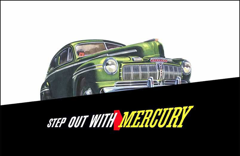 1946 Mercury Brochure