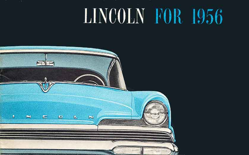 1956 Lincoln Test