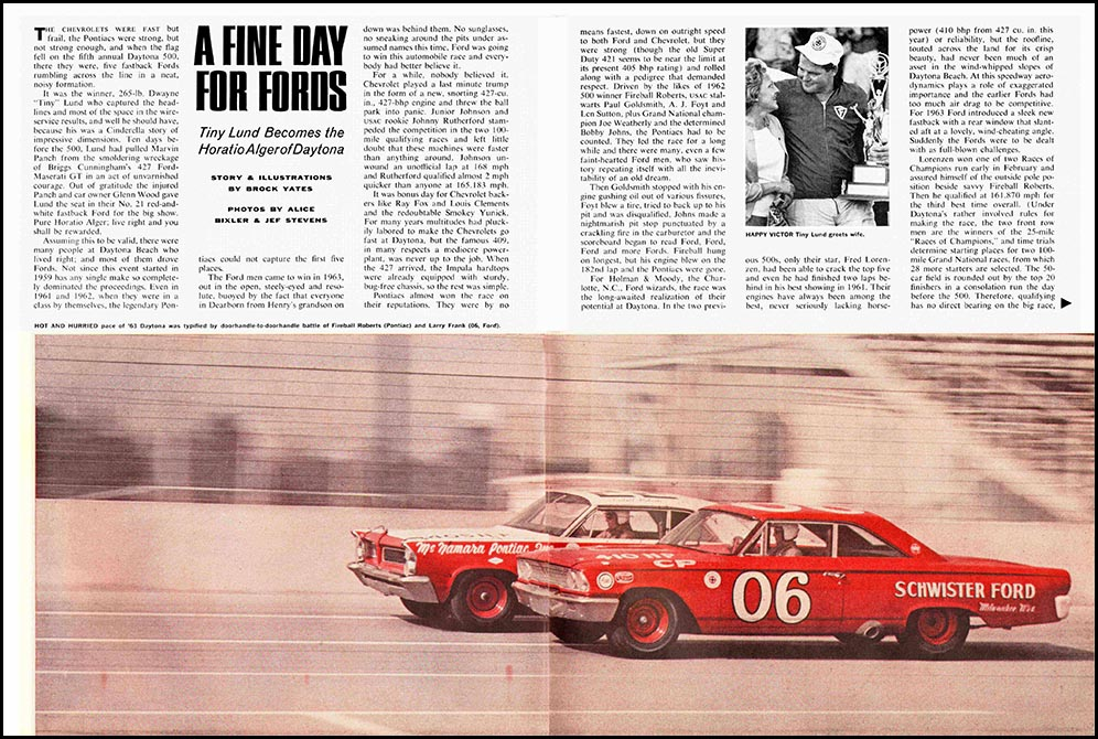 Check Out Race History
