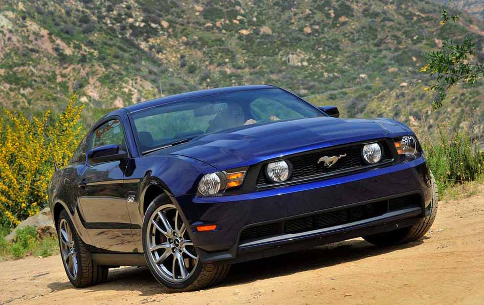 2011 Mustang GT Overview