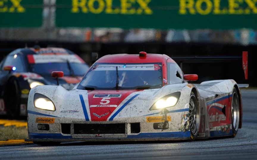 AX Racing Corvette wins Rolex 24