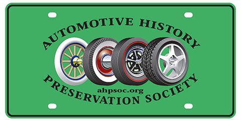 The Automotive History Ptreservation Society