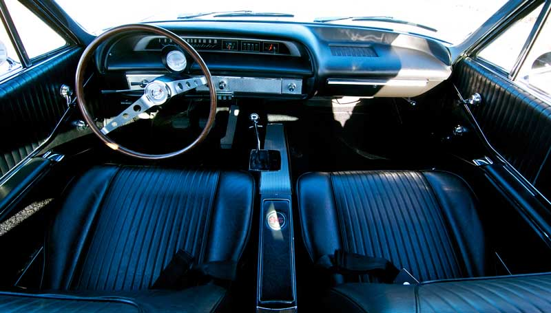 Sweet Interior to this 409