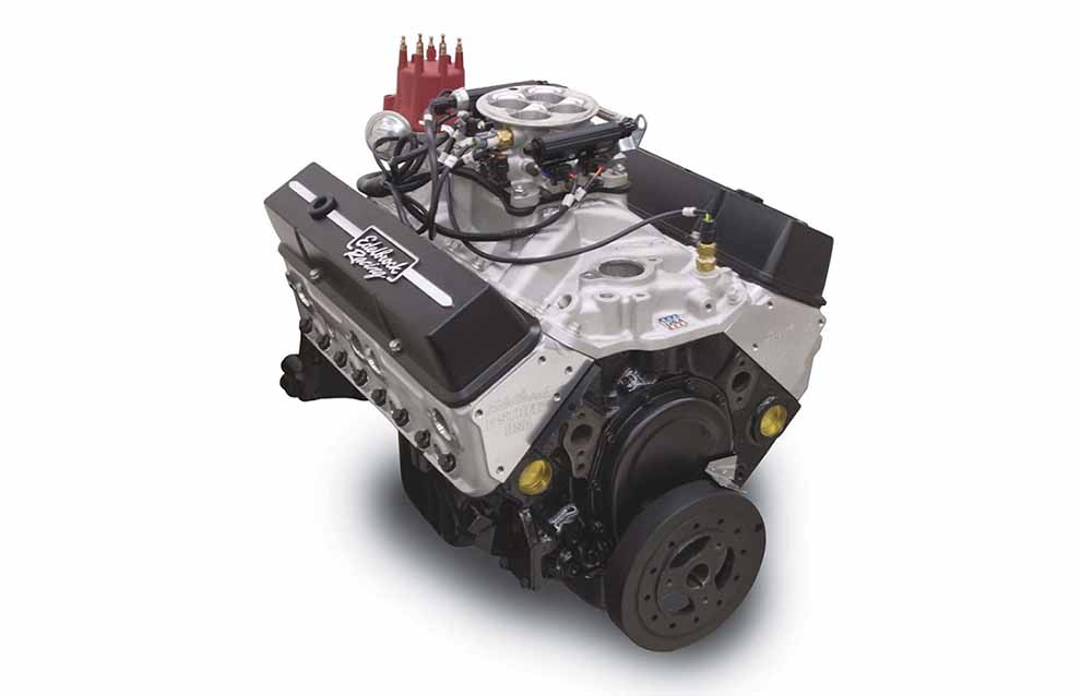 Edelbrock Crate engines with EFI