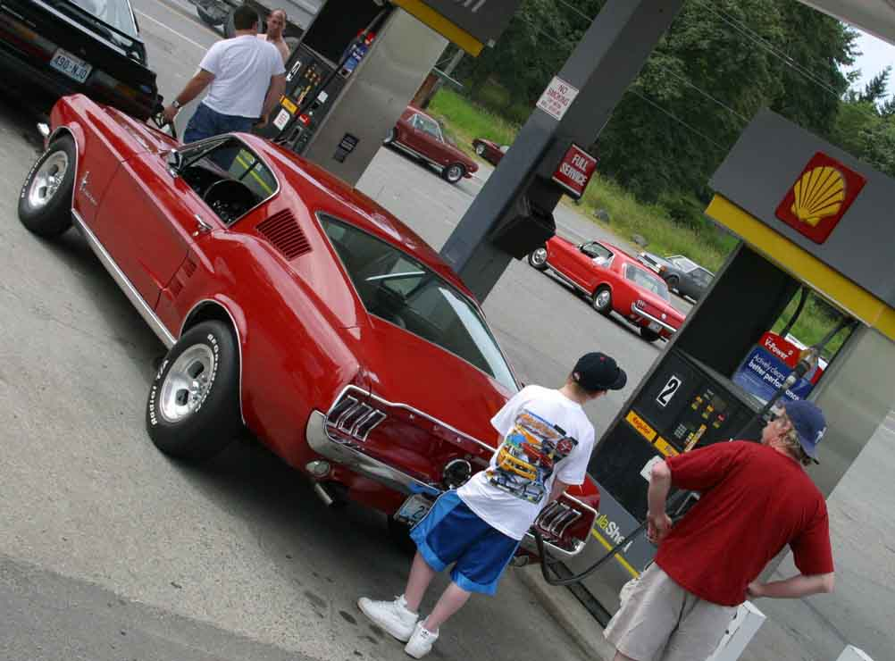 Fueling Your Musclecar with Ethanol