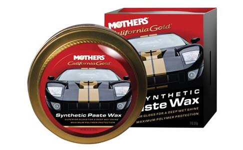 Mother's New Synthetic Wax