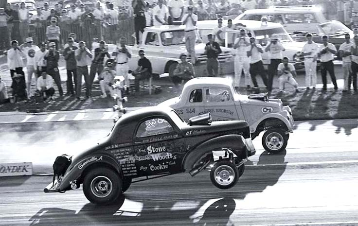 Stone Woods Cook Gasser