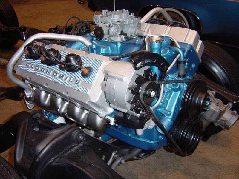 W-43 in A-body Chassis