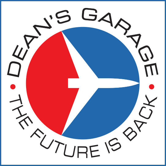 Dean's Garage - the future is back