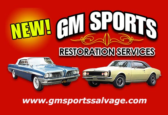GM Sport Salvage