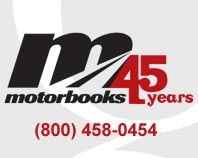 Motorbooks - 45 Years of Service to the Industry