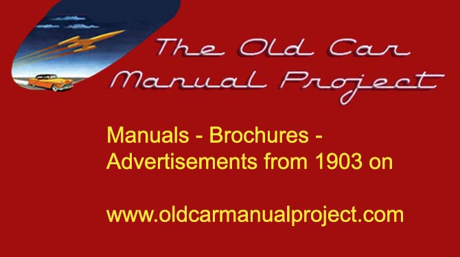 See the Old Car Manual Project