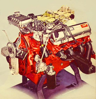 ford 361 engine timing