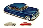 auto history preservation society tech pages article 1953 Chevrolet Convertible the 1953 hudson super wasp line was filled out with the brougham convertible top 4 door sedan left and the 2 door club coupe right