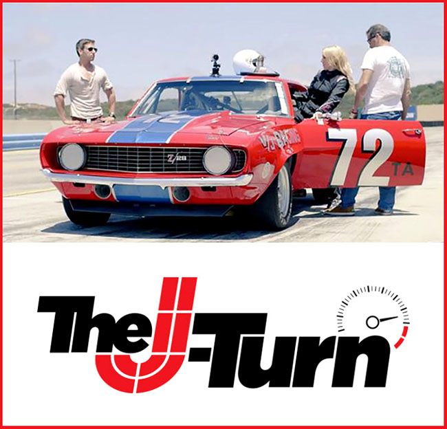 The J-Turn on the Motor Trend Channel